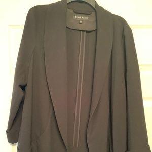 Black Rainn Black Dress Blazer